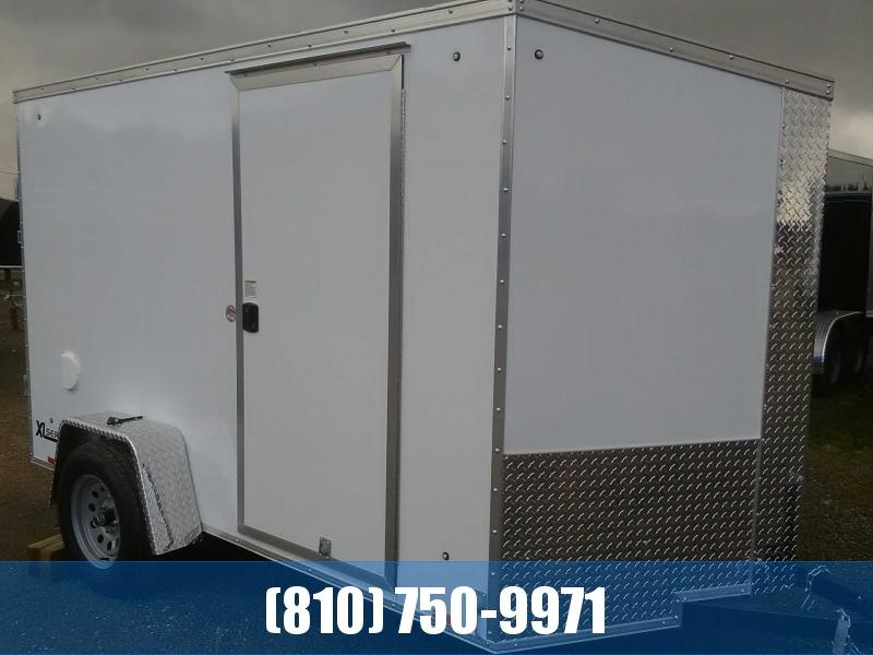 2020 Cargo Express XLW6X10SI2SE Enclosed Cargo Trailer