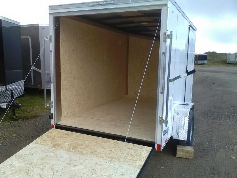 2020 Cargo Express XLW6X10SI2SE Enclosed Cargo Trailer