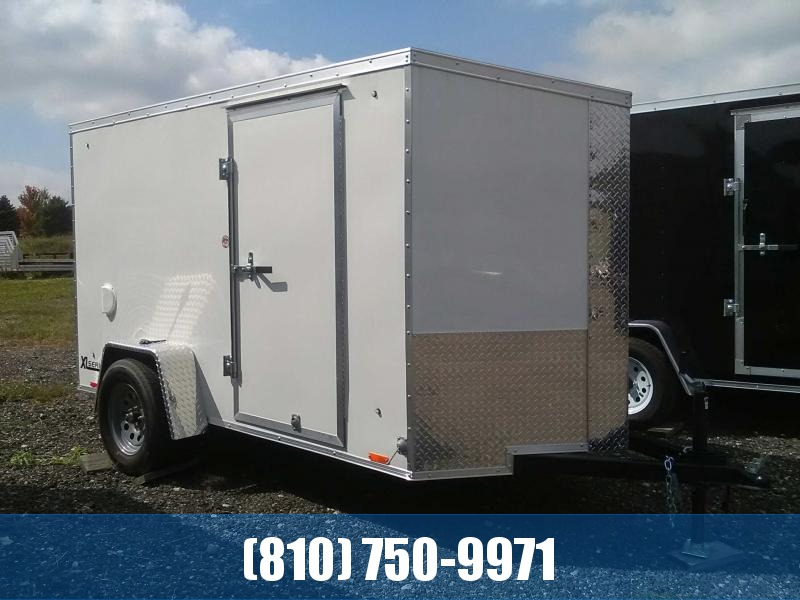 2020 Cargo Express 5x10 Enclosed Trailer with Side Door