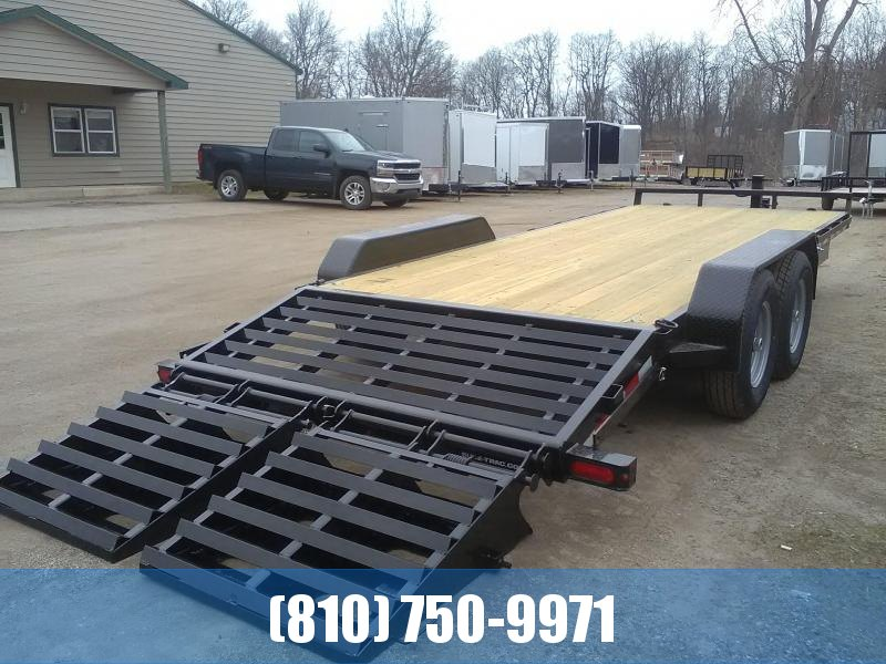 2020 Sure-Trac 7 x 17+3 Equipment HD Universal Ramp  14K
