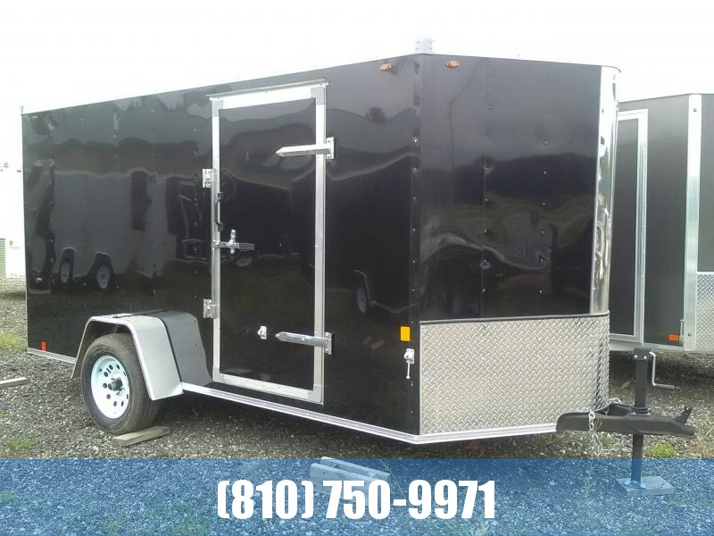 2019 Interstate  6x12 Enclosed Cargo Trailer