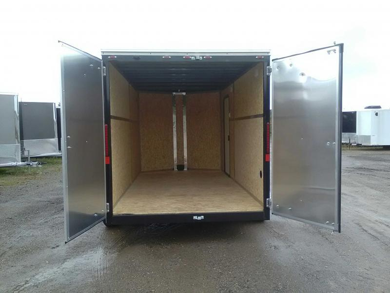 2020 Legend 7x16 Cyclone Enclosed Cargo Trailer