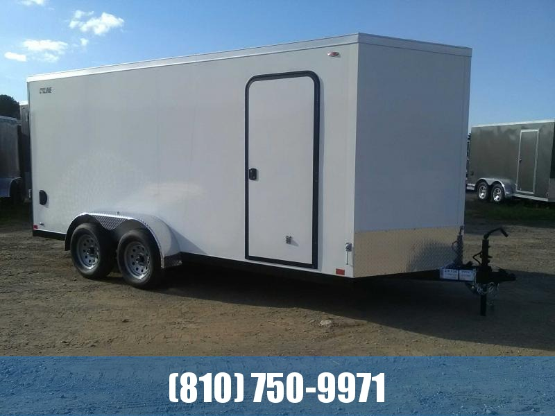 2020 Legend Manufacturing 7X18CES - Limited Enclosed Cargo Trailer
