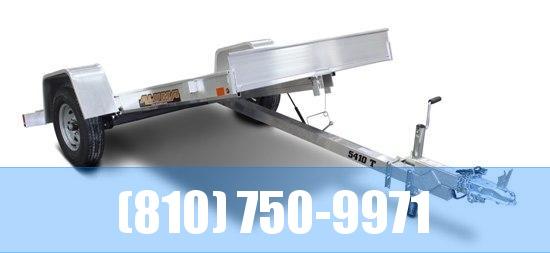 2020 Aluma 5410T Utility Trailer