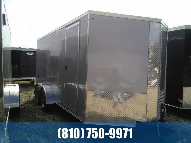 2020 Cargo Express 7x16 Enclosed Trailer