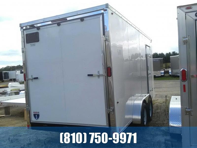 2020 Interstate  IFC 7x16 Enclosed Cargo Trailer