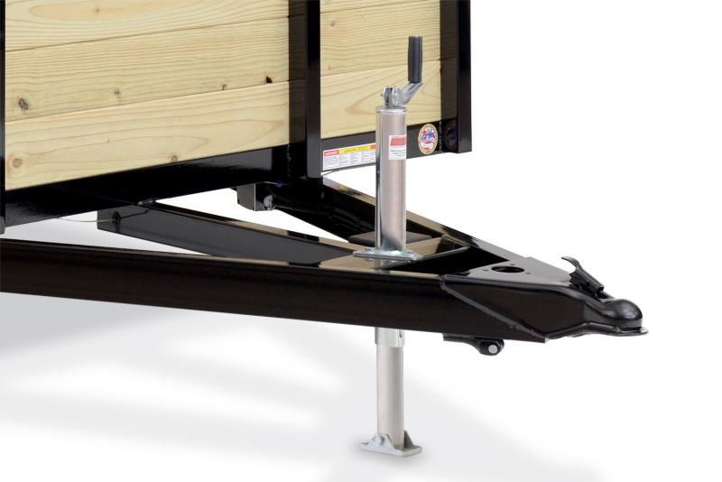 2020 Sure-Trac 5 X 8 Tube Top Three Board  3K Idler