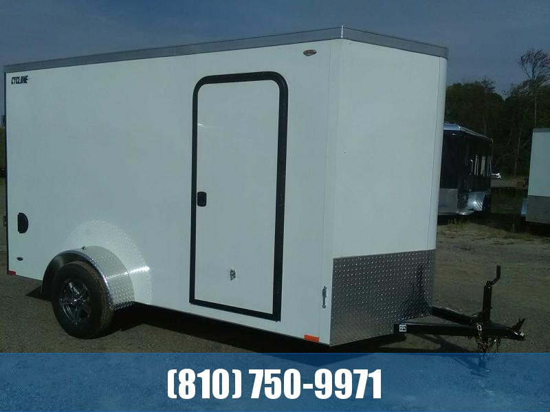 2019 Legend 6x13 Cyclone Enclosed Cargo Trailer
