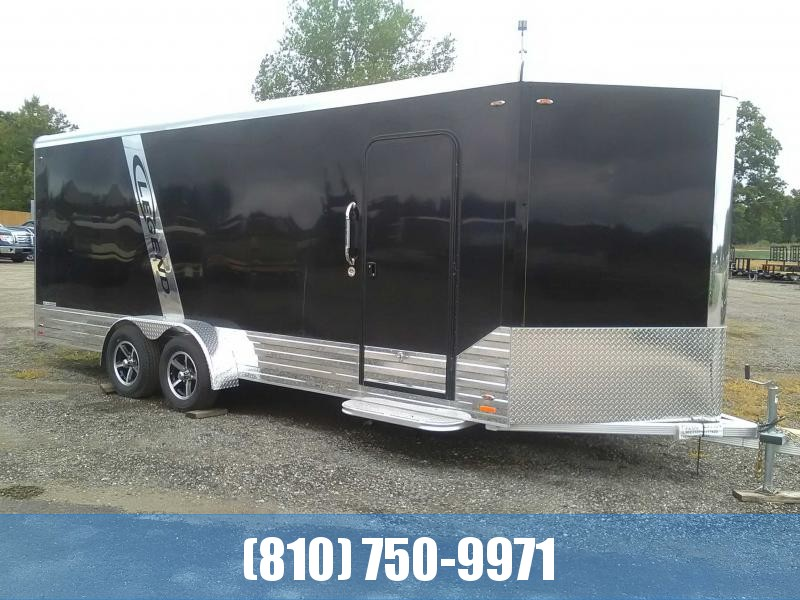 2019 Legend 7x23 Deluxe V-Nose Enclosed Cargo Trailer