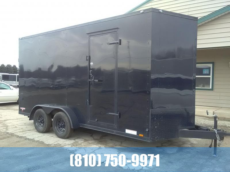 2020 Cargo Mate 7x16 Enclosed Cargo Trailer EXTRA TALL