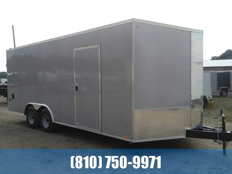 2020 Pace American Journey 8.5x20 10K Car / Racing Trailer