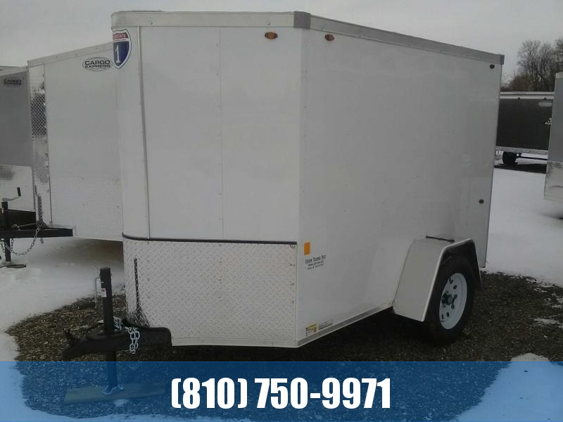 2020 Interstate 5x8 Enclosed Cargo Trailer