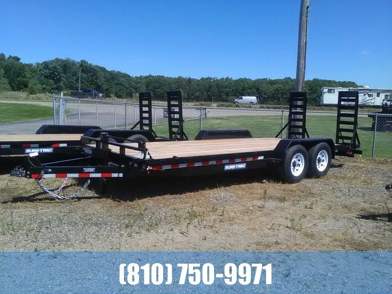 2019 Sure-Trac 7x20 Equipment