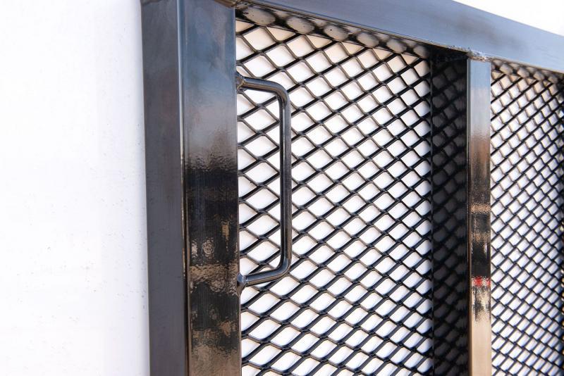 2020 Sure-Trac 7 X 16 TA Tube Top 3-Board High Side Utility Trailer