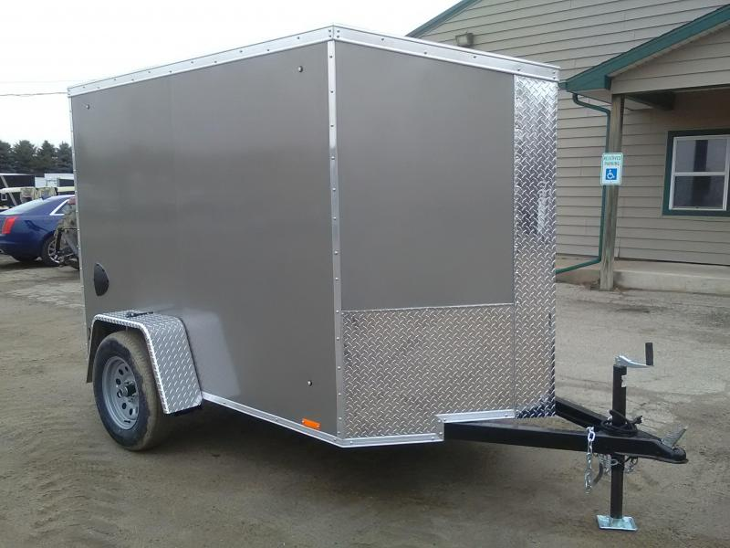 2020 Cargo Express 5x8 Enclosed Cargo Trailer