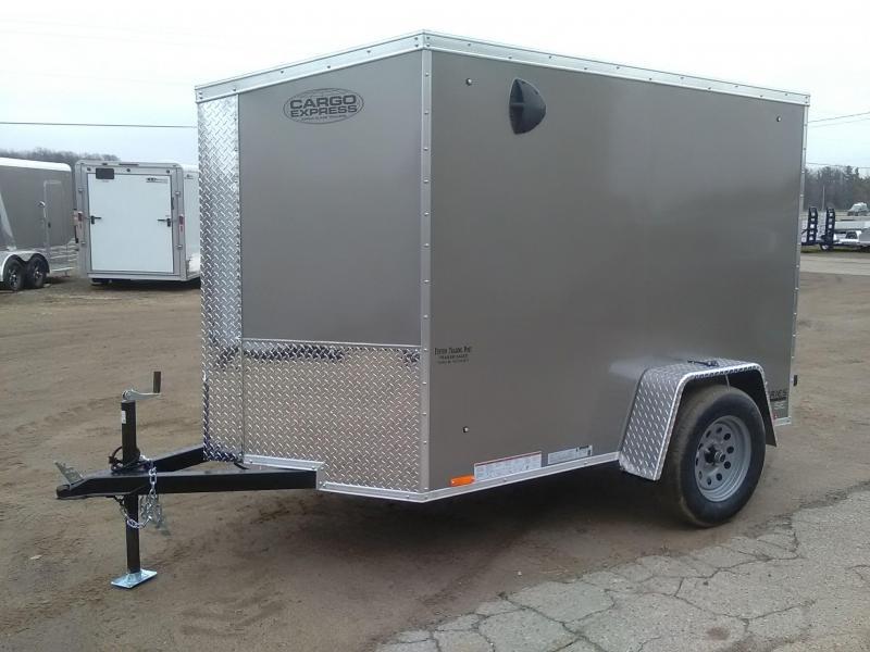 2020 Cargo Express 5x8 Enclosed Cargo Trailer