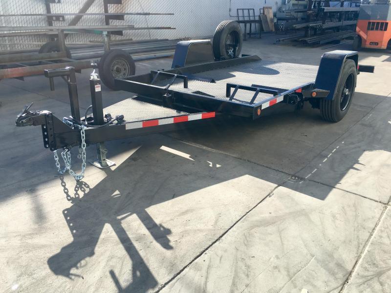 2020 R&J 6x12 8k Tilt bed  LOW PRO