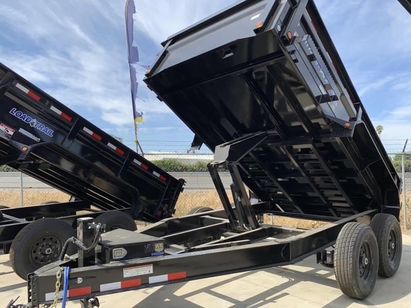 2019 Load Trail 7X12 14K Dump Trailer