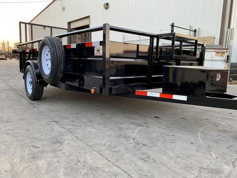 2020 R&J 7x12 3.5K ATV/RZR upgraded Landscape