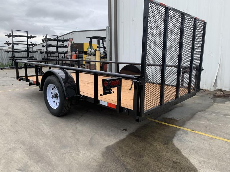 2020 R&J 6x12 w/ drop axle 2.9k Utility Trailer