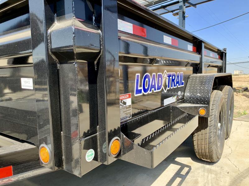 2019 Load Trail 6X12 10K Dump Trailer