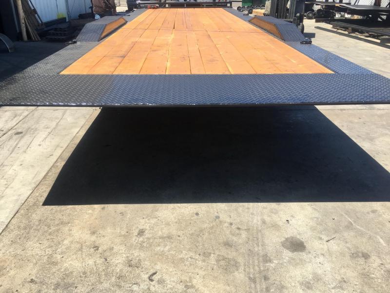 2020 R&J 102''X28' 16k Tilt Bed Hauler