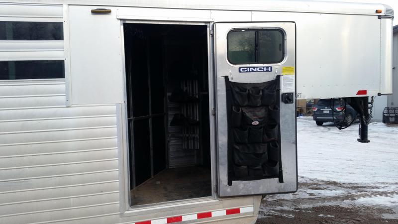 2012 Sundowner Trailers RANCHER SPORT 4 HORSE Livestock Trailer