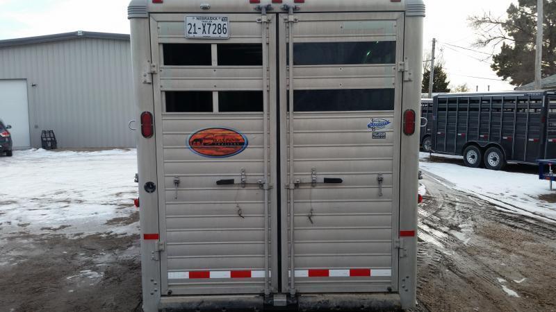 2012 Sundowner Trailers RANCHER SPORT 4 HORSE Trailer