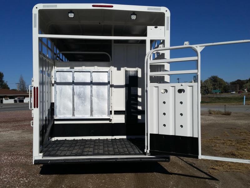 2019 Big Bend 53 GROUND LOAD Livestock Trailer