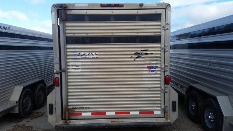 2006 Exiss Trailers 20' STOCK COMBO Livestock Trailer