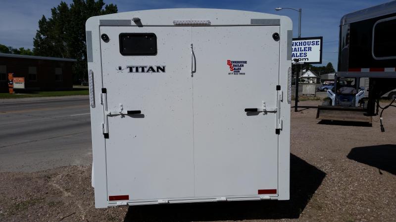 2020 Titan Trailers 16 CARGO Enclosed Cargo Trailer