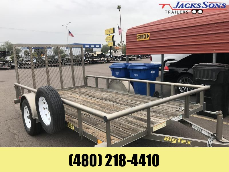 2012 Big Tex Trailers 77X12 Utility Trailer