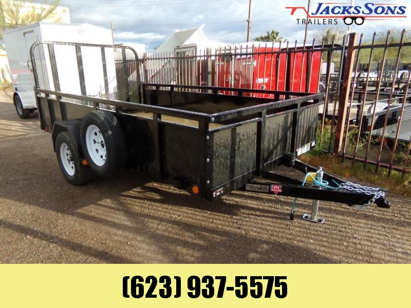 2020 PJ Trailers 12 X 77 2 FT SOLID SIDE RAMP GATE UTILITY Utility Trailer