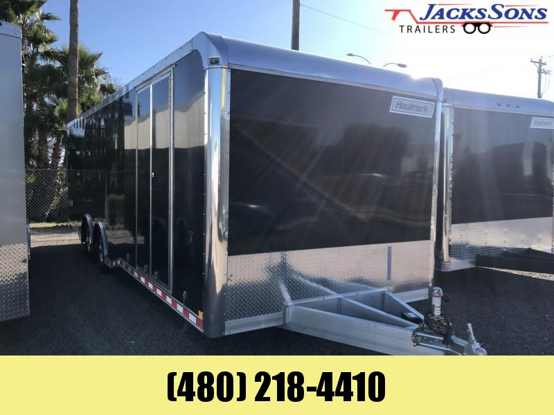 2020 Haulmark 8.5X28 Enclosed Cargo Trailer