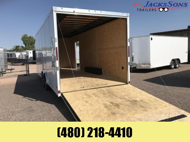 2019 Haulmark 8.5X24 Enclosed Cargo Trailer