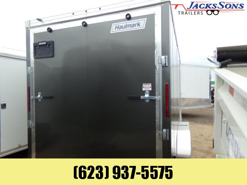 2020 Haulmark 6 X 12 PASSPORT RAMP DOOR ENCLOSED CARGO Enclosed Cargo Trailer