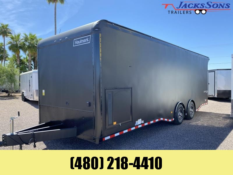 2020 Haulmark 8.5x26 Enclosed Cargo Trailer