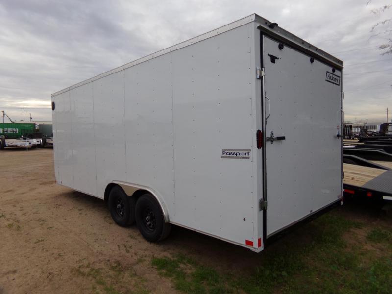 2019 Haulmark PASSPORT 20FT.BY 8.5 .ENCLOSED CAR /CARGO TRAILER Enclosed Cargo Trailer