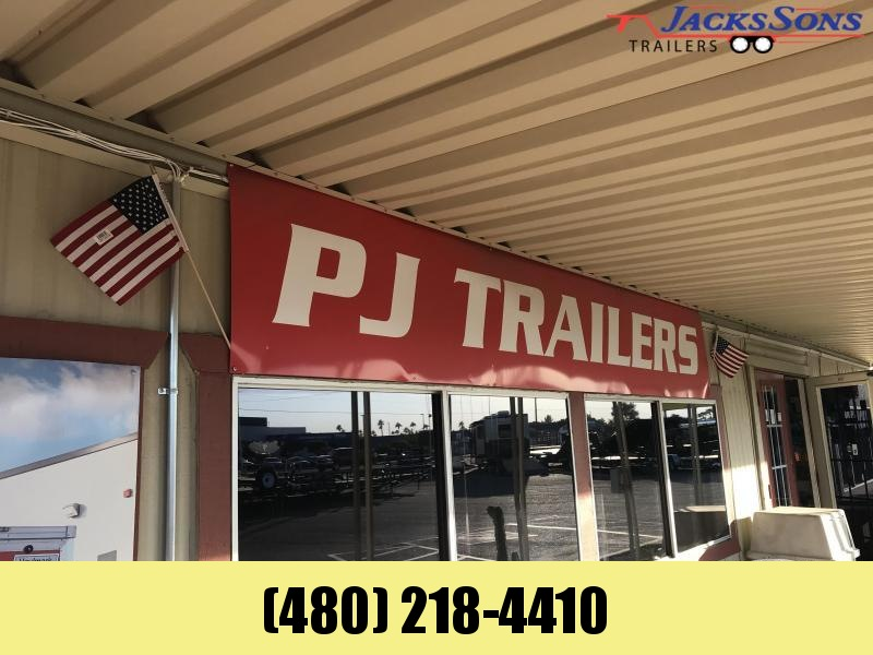 2020 PJ Trailers ALL SIZES UTILITY EQUIPMENT DUMP AND CAR HAULERS Flatbed Trailer