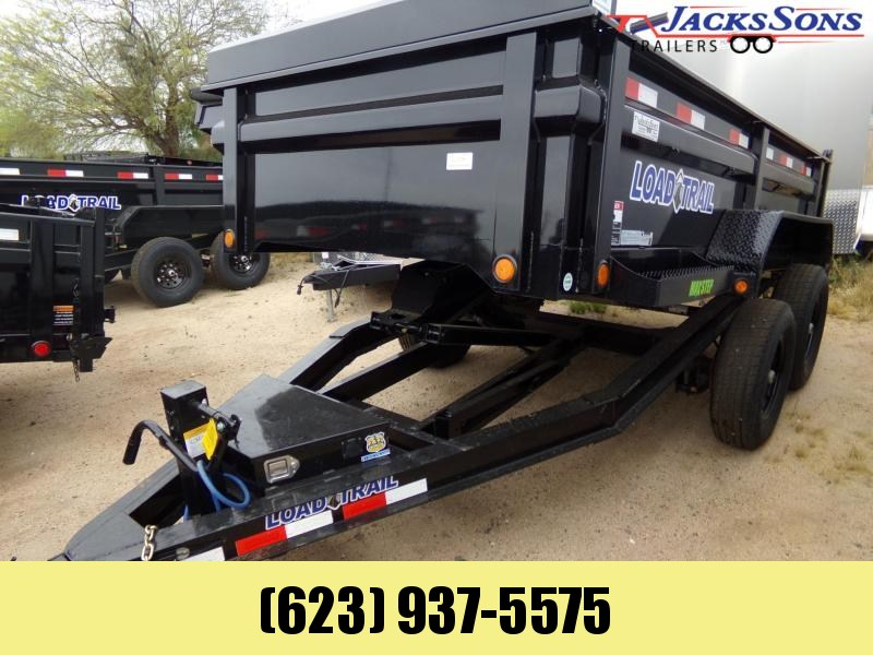 2020 Load Trail 12 X 6 14K DUMP TARP RAMPS Dump Trailer