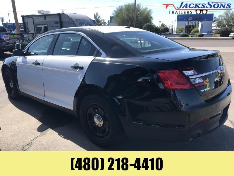 2014 Ford POLICE INTERCEPT