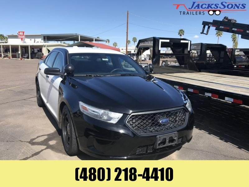 2014 Ford POLICE INTERCEPT