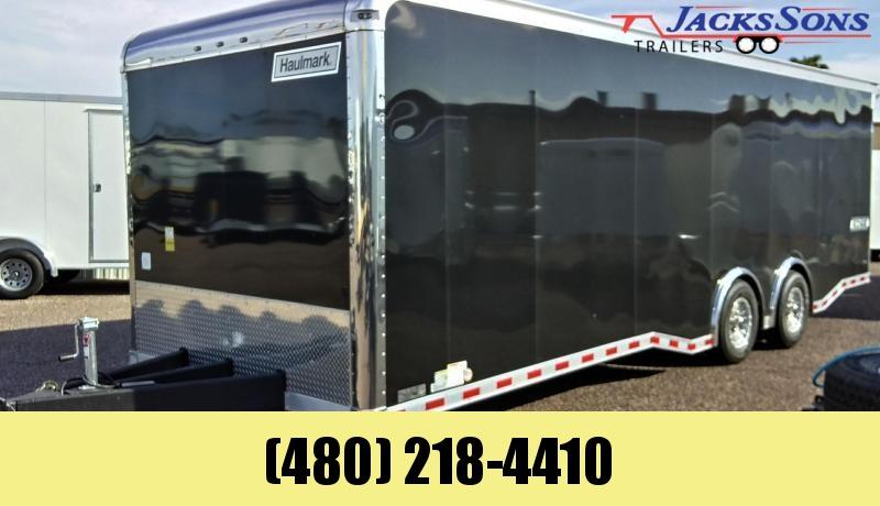 2019 Haulmark EDGE 26X8.5 Enclosed Cargo Trailer