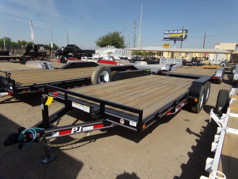 2020 PJ Trailers 18 FT 10K CARHAULER Car / Racing Trailer