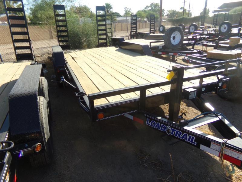 2019 Load Trail 24 X 83 14K CAR / EQUIP. HAULER Flatbed Trailer