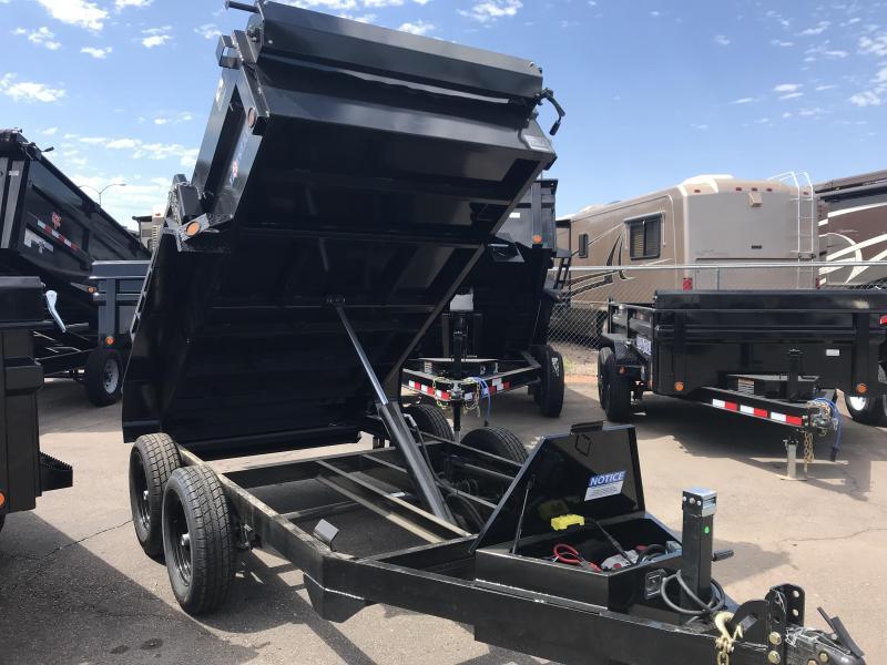 2020 Norstar 5X10 Dump Trailer
