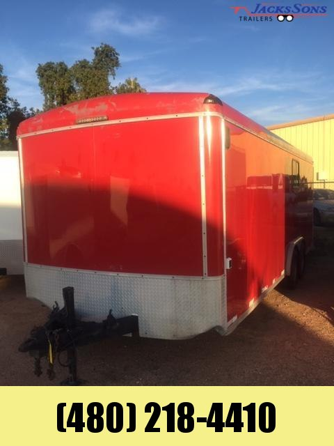 2005 H & H Trailers 8.5X22 Enclosed Cargo Trailer