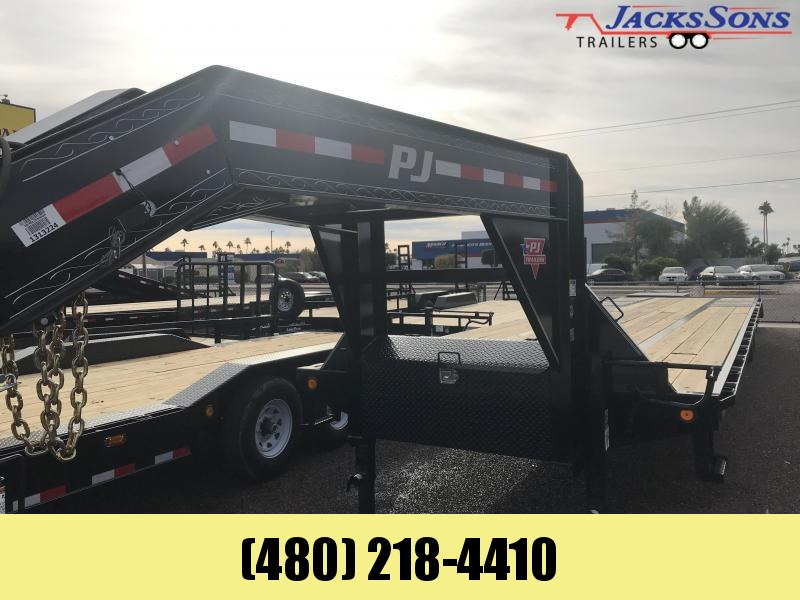 2020 PJ Trailers 102x40 Equipment Trailer