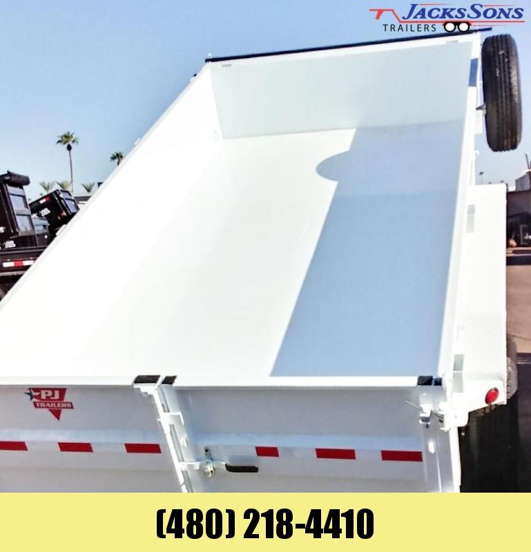 2020 PJ Trailers 14X83 LOW PRO DUMP Dump Trailer