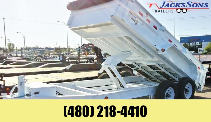 2020 PJ Trailers 14X83 LOW PRO DUMP Dump Trailer